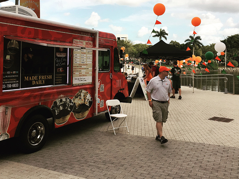 Catering Food Truck for parties in Miami, FL